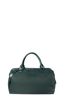 Lipault Lady Plume Bowling Bag M  Forest Green