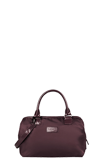 Lipault Lady Plume Bowling Bag S  Wine Red