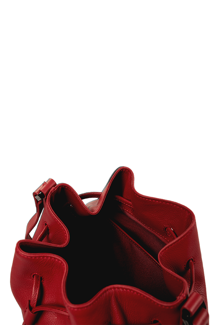 Plume Elegance Beuteltasche Ruby | 4