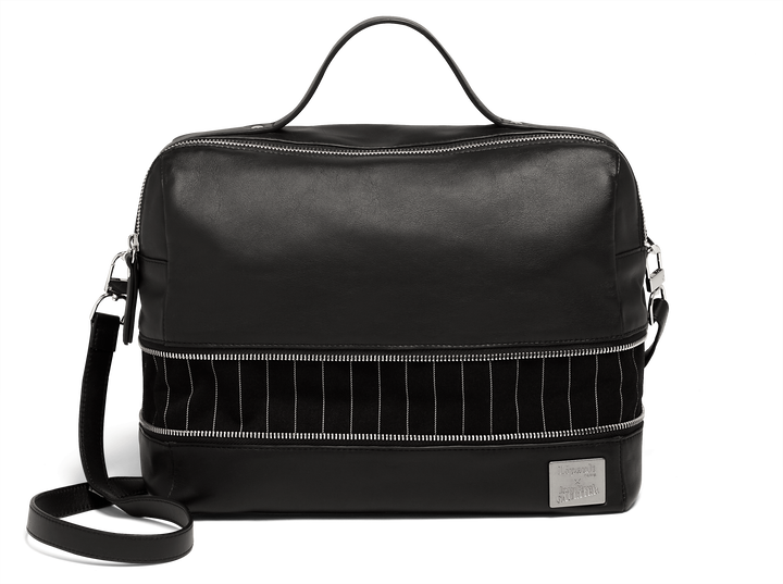 J.P. Gaultier Collab Compil Boston Tasche Black | 5