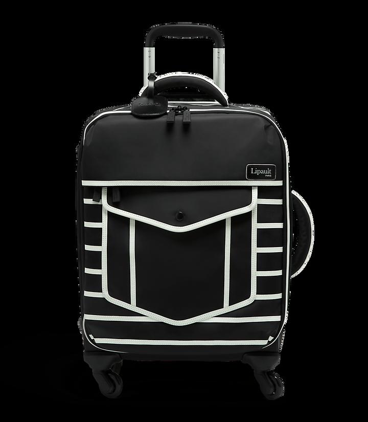Nite Box Trolley mit 4 Rollen 55cm Black Suit | 1