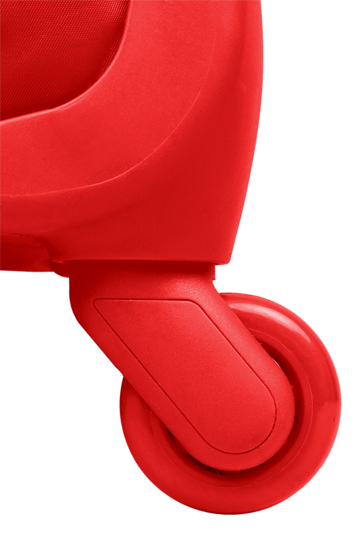 Originale Plume Trolley mit 4 Rollen 72cm Ruby | 3