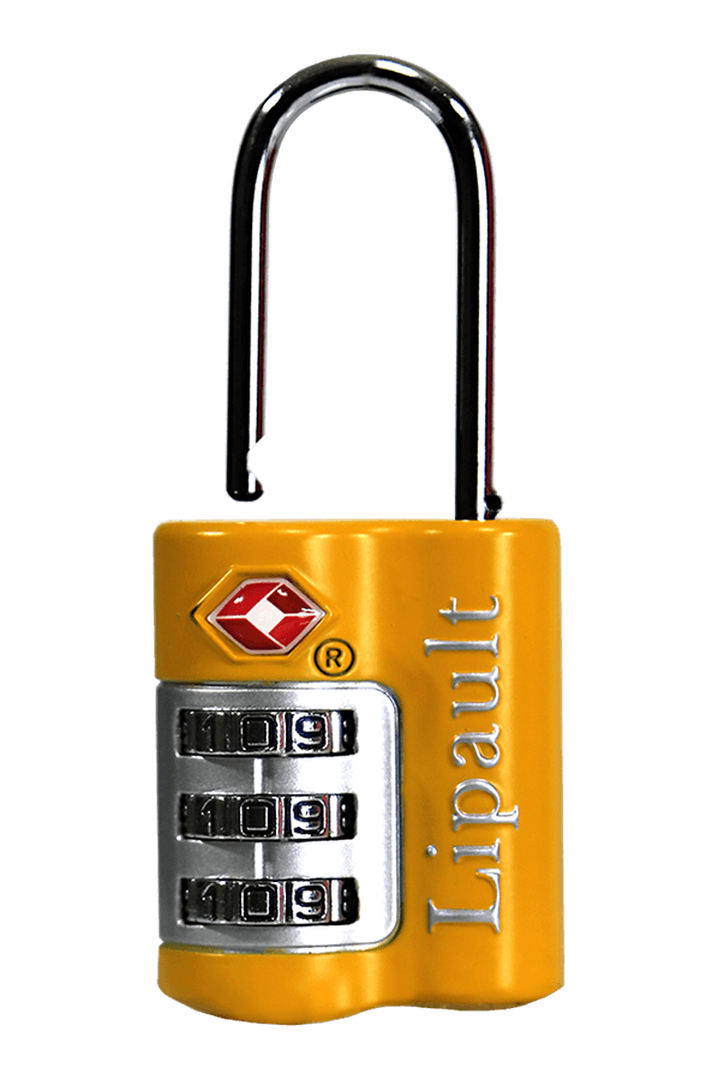Lipault Travel Accessories Cadenas Jaune Clair | 1