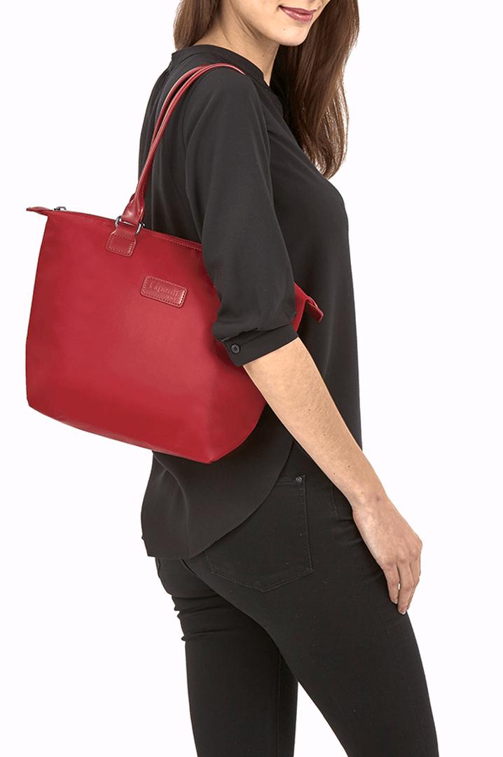 Lady Plume Sac shopping S Rouge | 3
