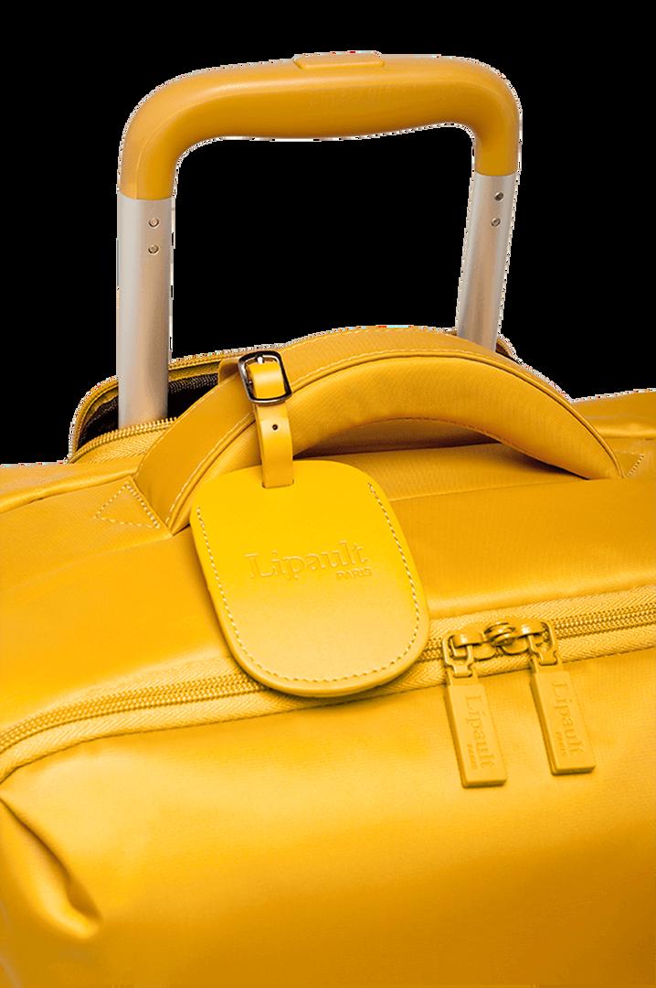 Originale Plume Trolley mit 4 Rollen 55cm Mustard | 5