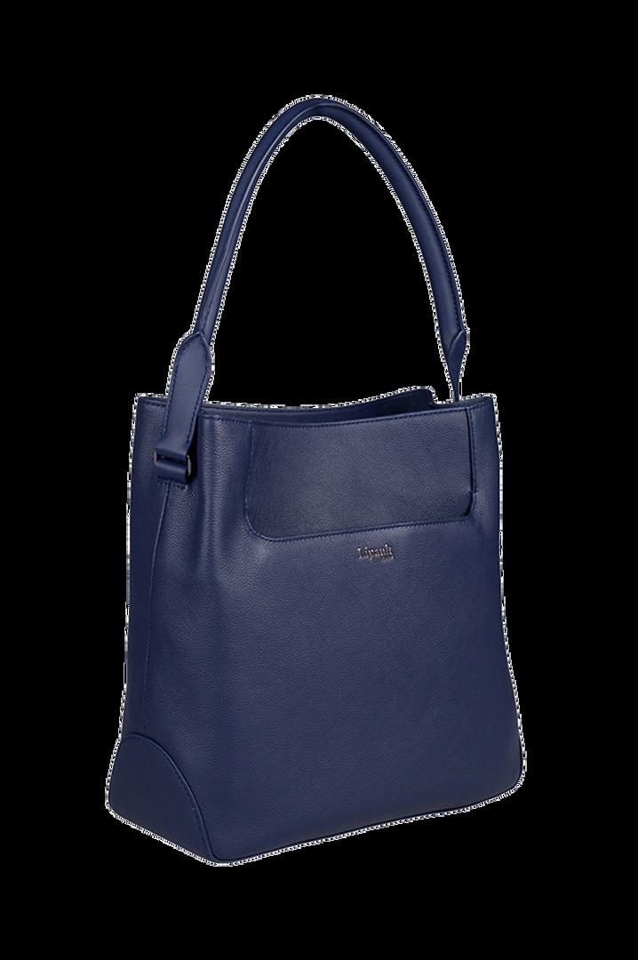 Plume Elegance Sac Hobo Bleu Marine | 4