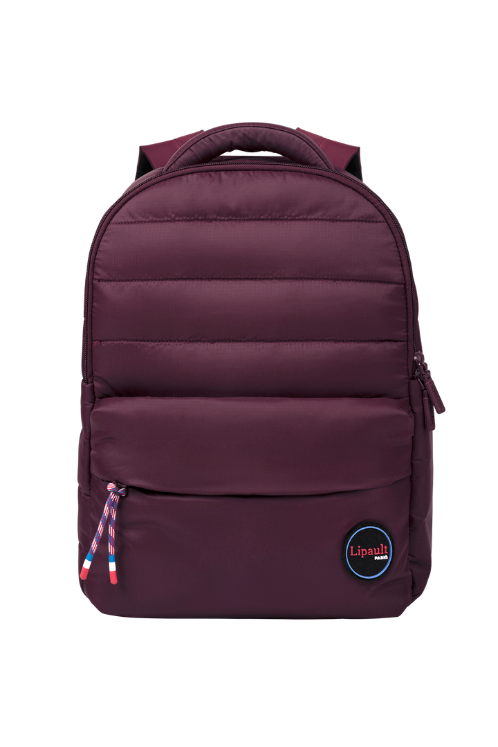 "Snowflake Laptop Rucksack 15"" Bordeaux 
