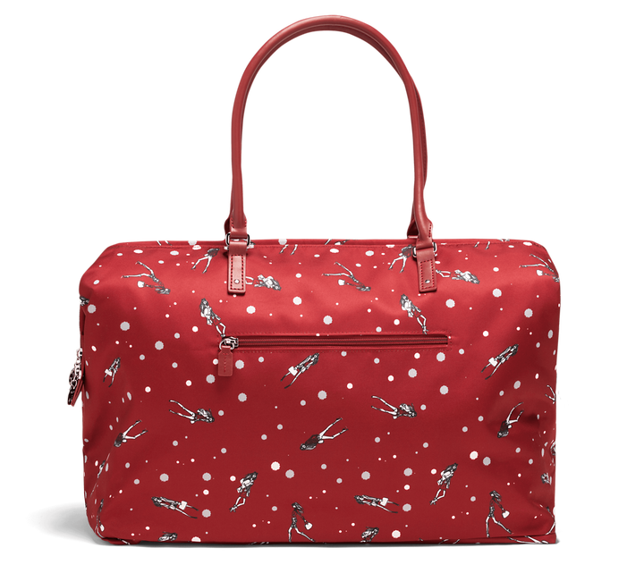 Izak Zenou Collab Weekender M Pose/Garnet Red | 2