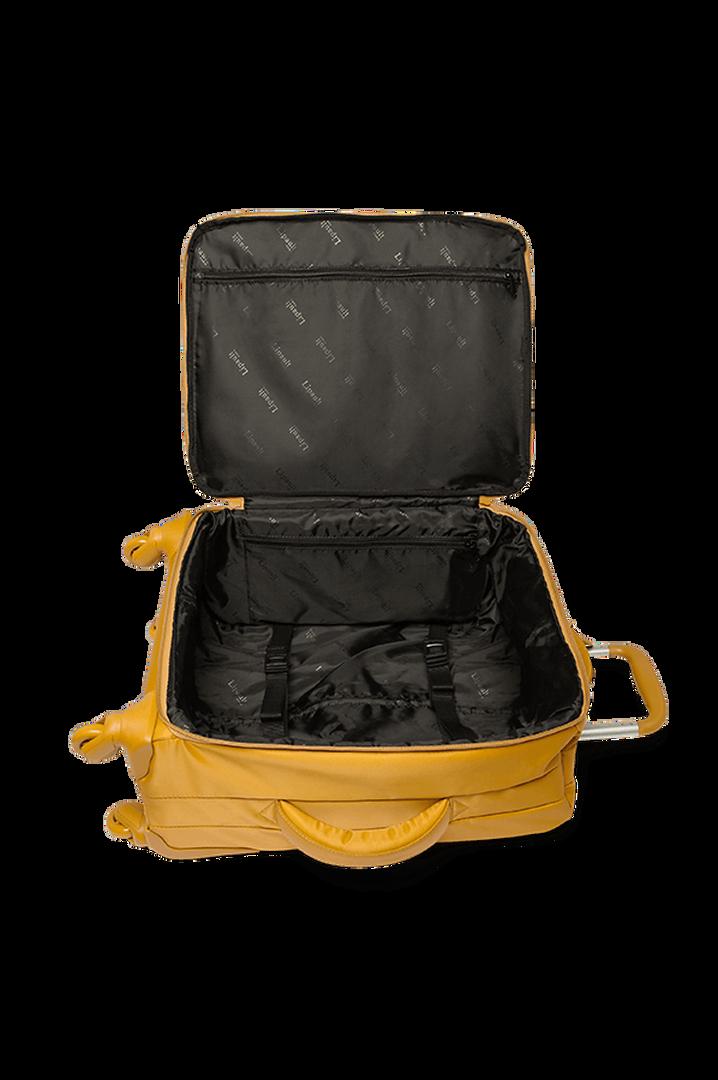Originale Plume Trolley mit 4 Rollen 55cm Mustard | 4