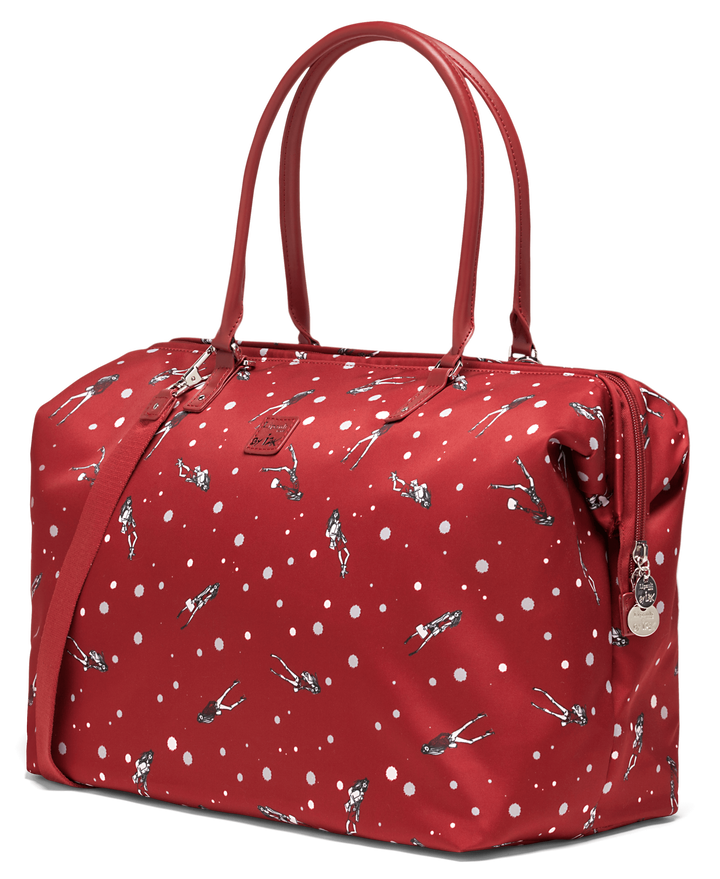Izak Zenou Collab Weekender M Pose/Garnet Red | 3