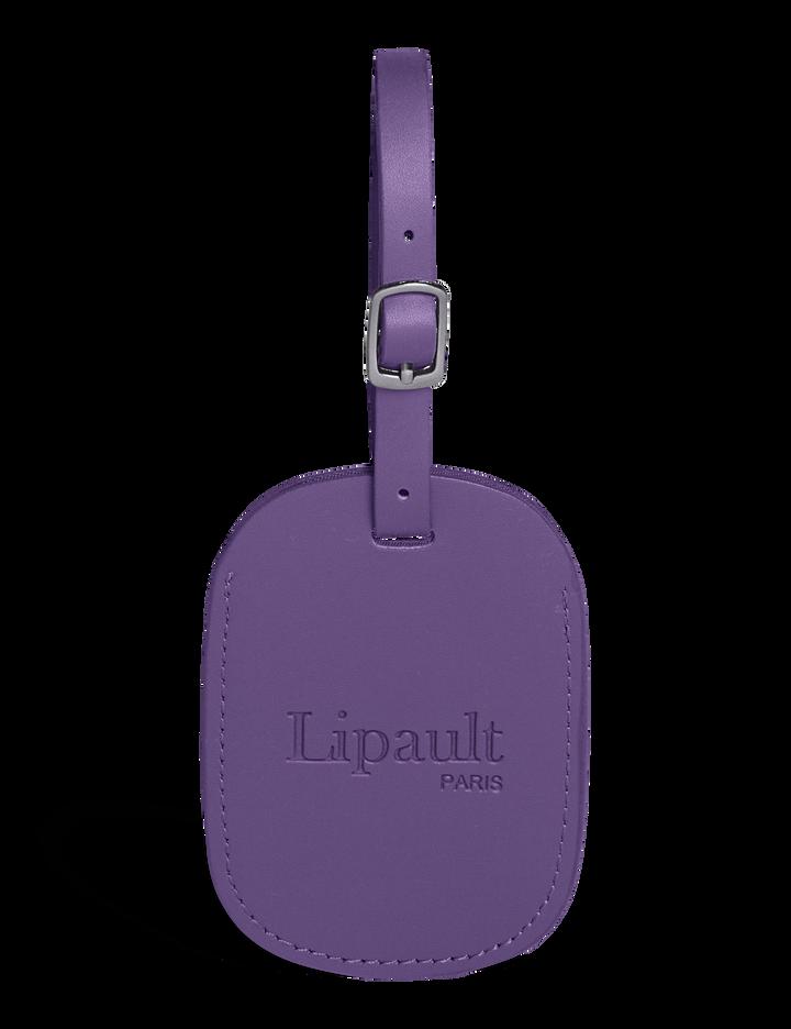 Lipault Travel Accessories Gepäckanhänger Light Plum | 1