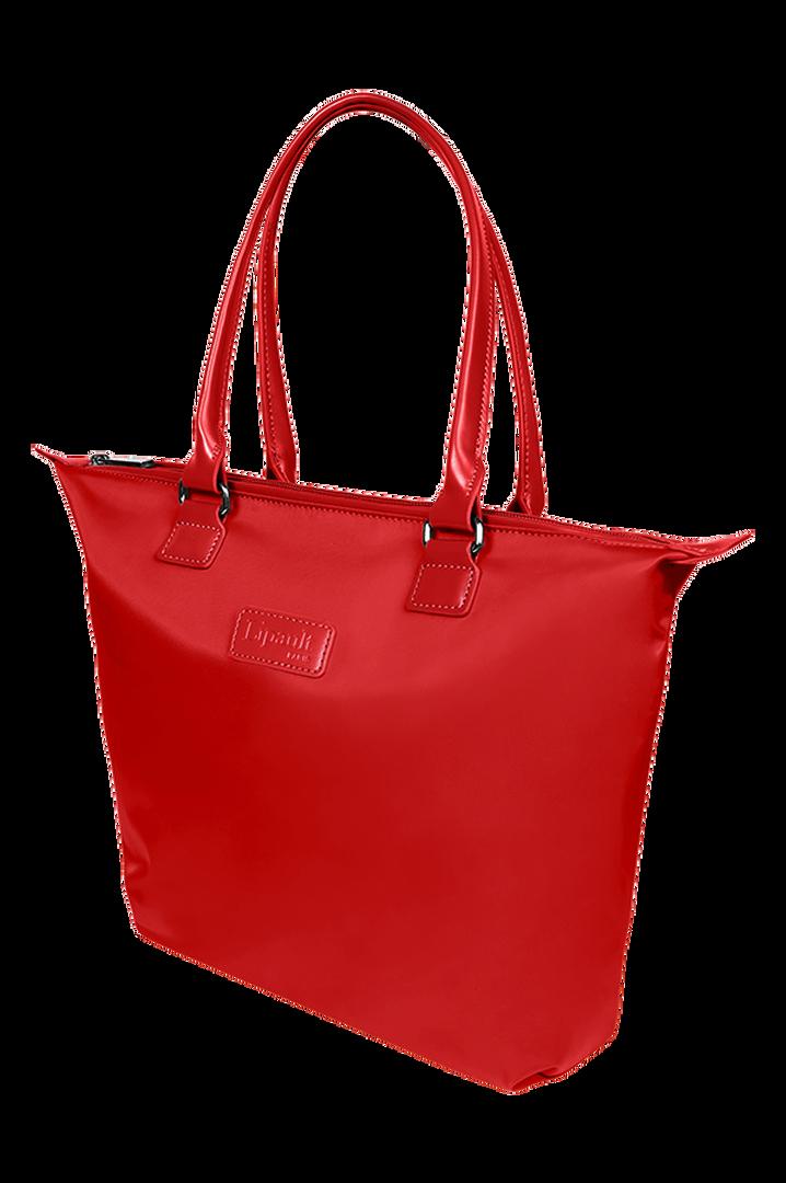 Lady Plume Sac shopping S Rouge | 2