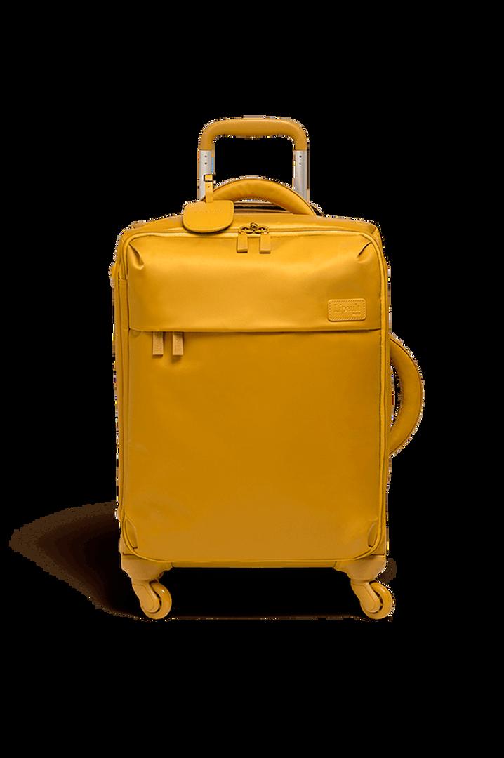 Originale Plume Trolley mit 4 Rollen 55cm Mustard | 1