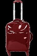 Plume Vinyle Trolley mit 4 Rollen 55cm Ruby