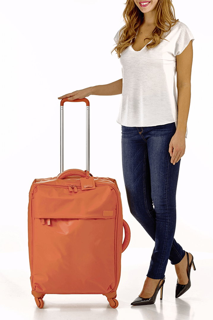 Originale Plume Trolley mit 4 Rollen 65cm Bright Orange | 2