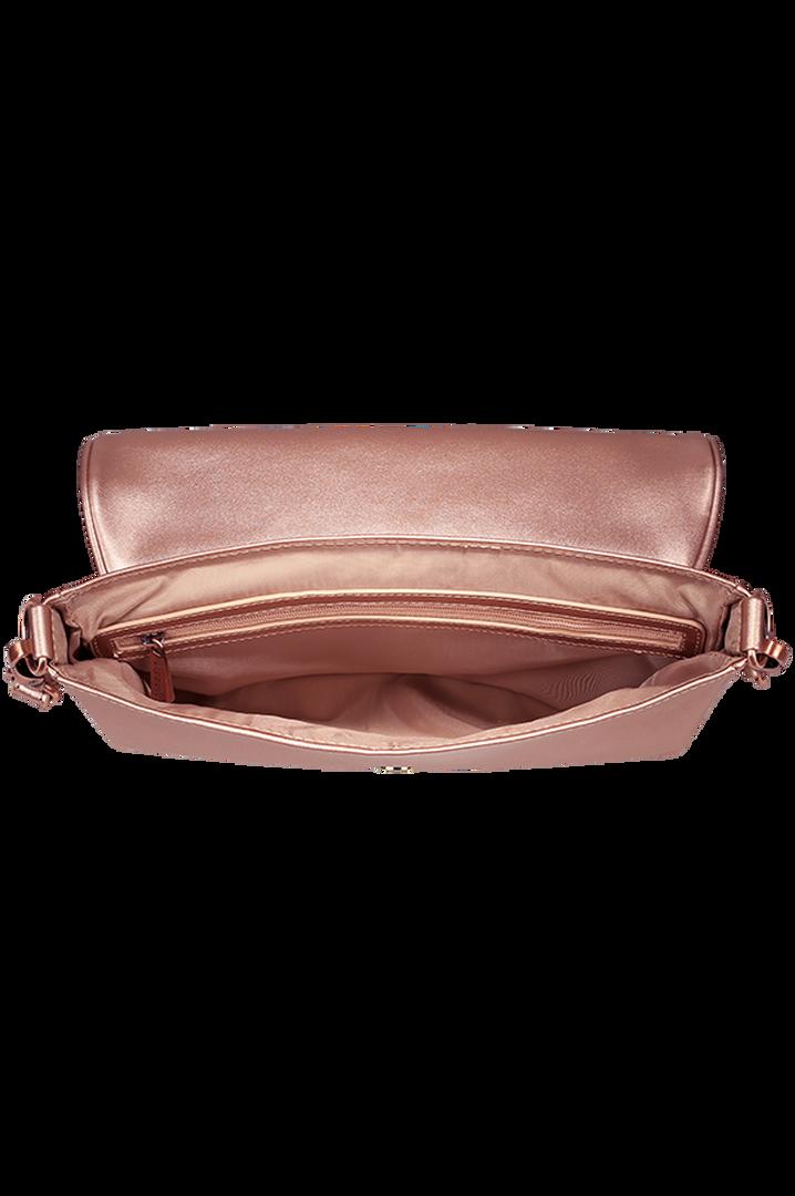 Miss Plume Pochette Pink Gold | 2