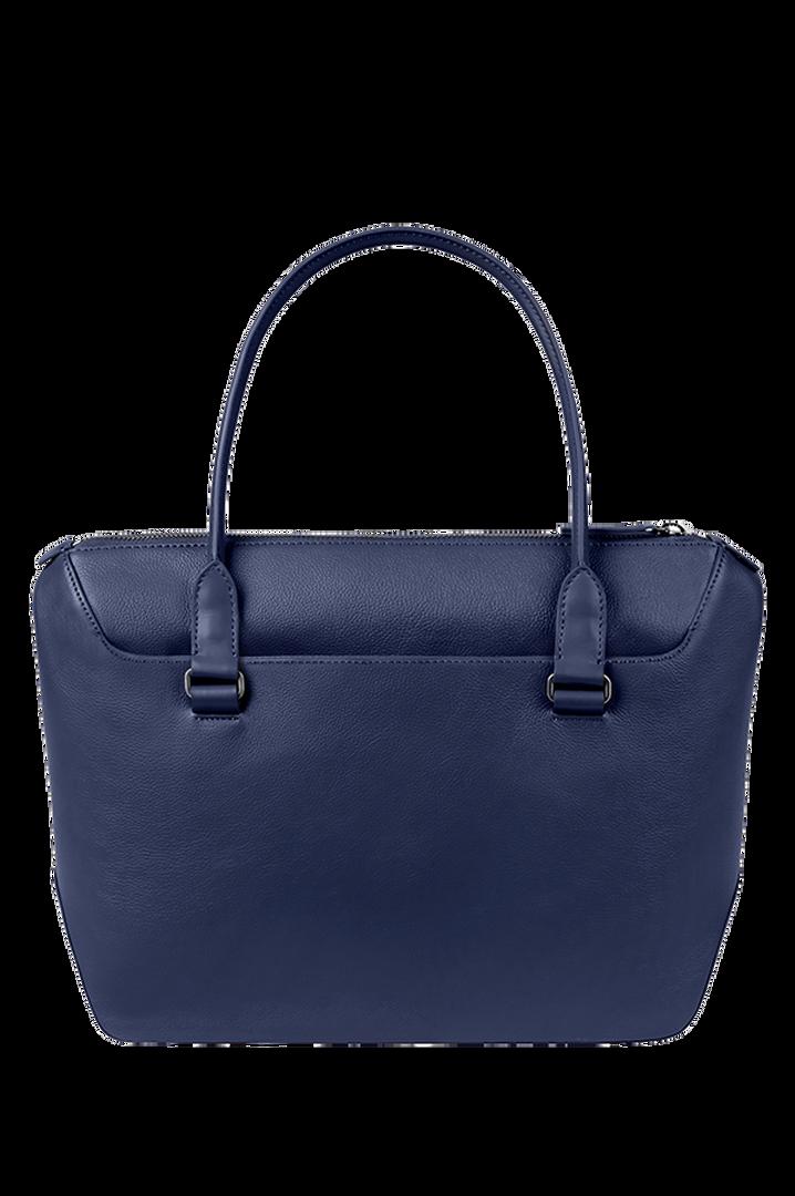 Plume Elegance Shopper Navy | 2